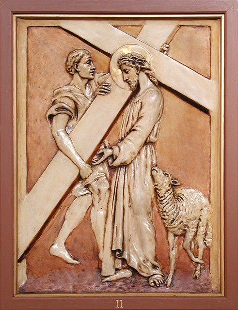 St Peter, Southfield Road, London W4 - Station of the Cross