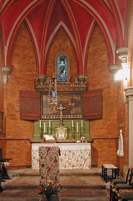 The Ascension, Lavender Hill, London SW11 - Chapel