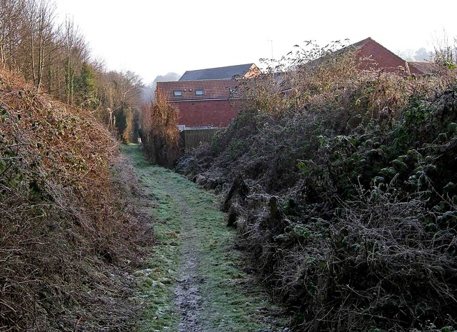 Footpath to Timber Lane