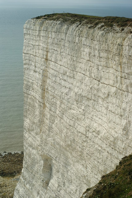 Cliffs at Beachy Head