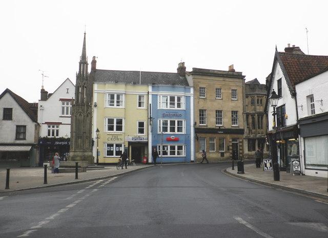 Market Place, Glastonbury