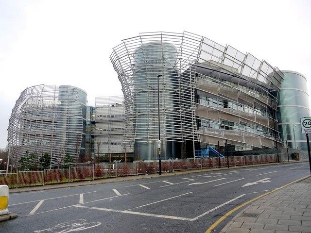 Northumbria University, City Campus East