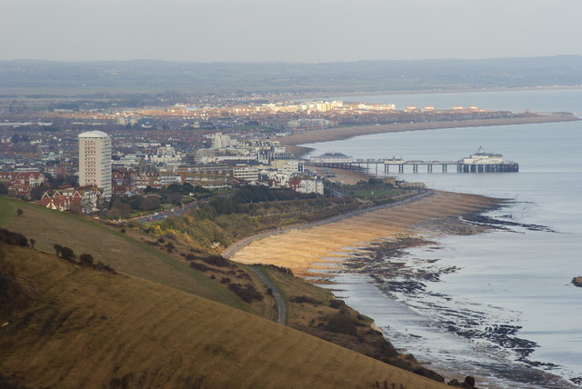 View Towards Eastbourne
