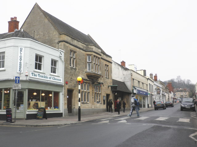 High Street, Glastonbury
