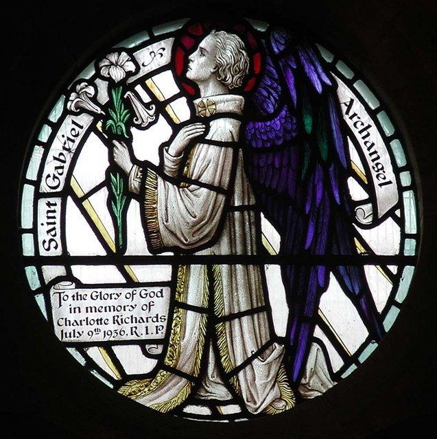 The Ascension, Lavender Hill, London SW11 - Window