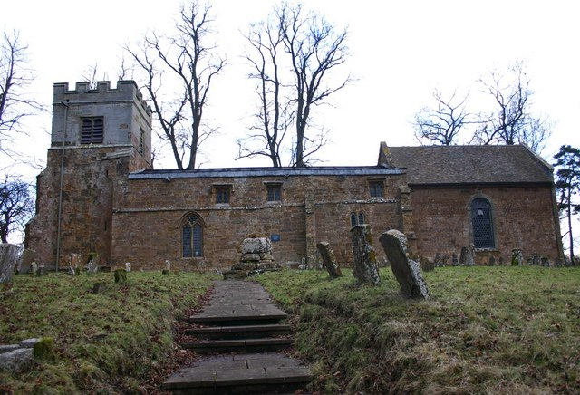 All Saints Church, Chadshunt