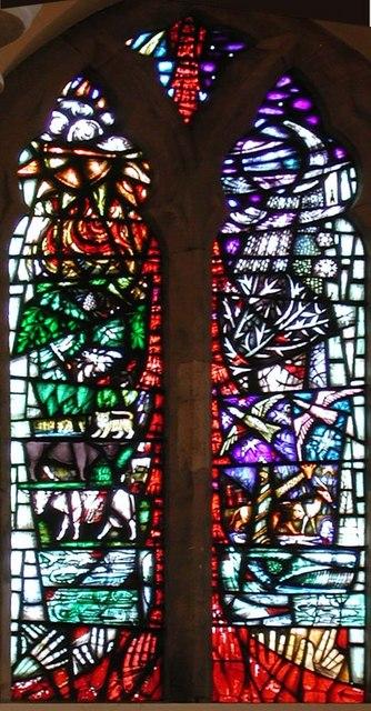 St Mark, Prince Albert Road, London NW1 - Window