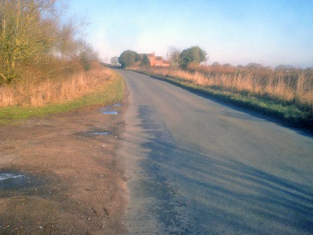 Camers Green Lane