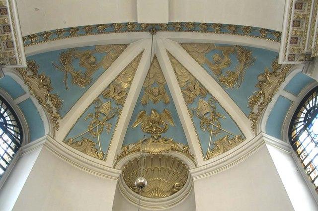 St George, Bloomsbury Way, London WC1 - Roof