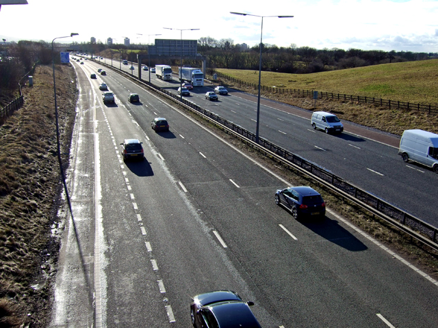 M60 Motorway....Looking South