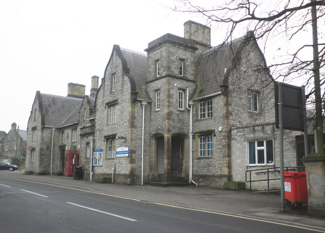 The Police Station, Commercial Road, Shepton Mallet