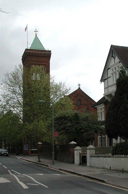 St Luke, Ramsden Road, London SW12