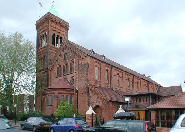 St Luke, Ramsden Road, London SW12