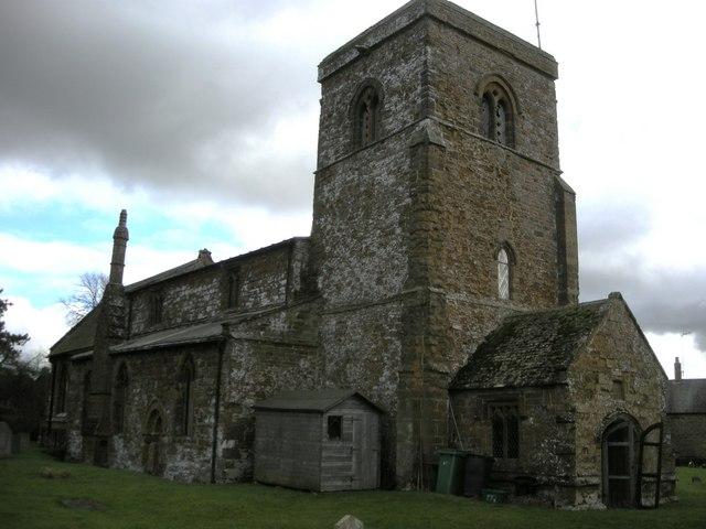 Aston Le Walls Church