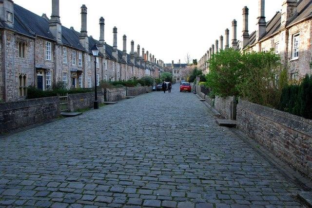 Wells: Vicars Close