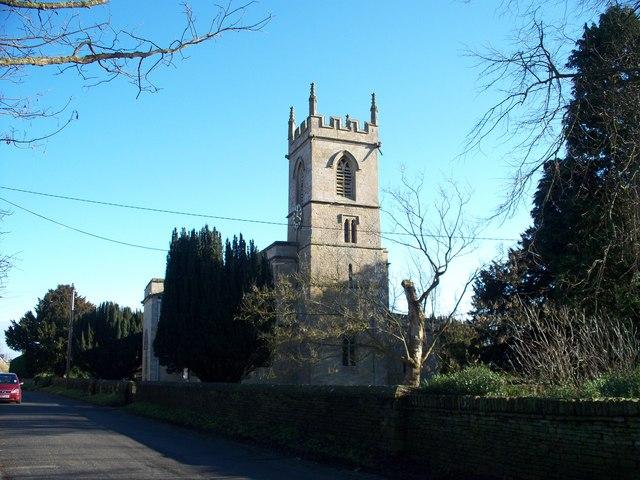 St Nicholas, Chadlington