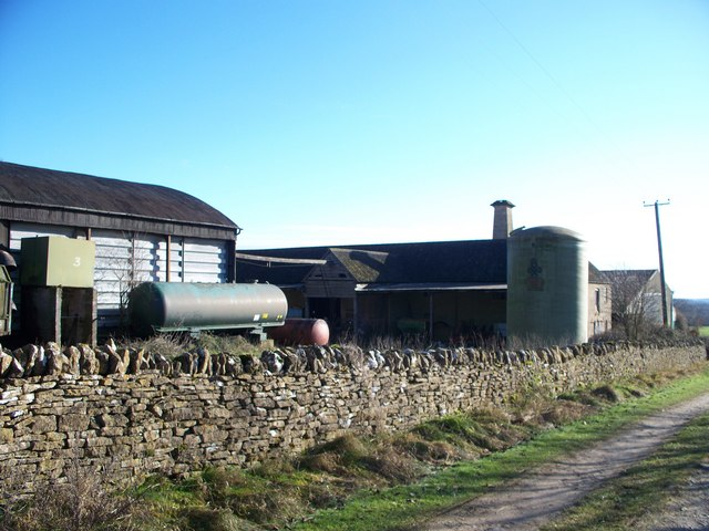 Manor Farm, Chadlington