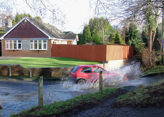 Ford in Wombourne, Staffordshire