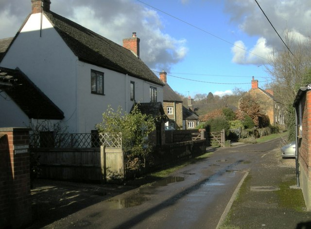 Lower Boddington-Owl End Lane