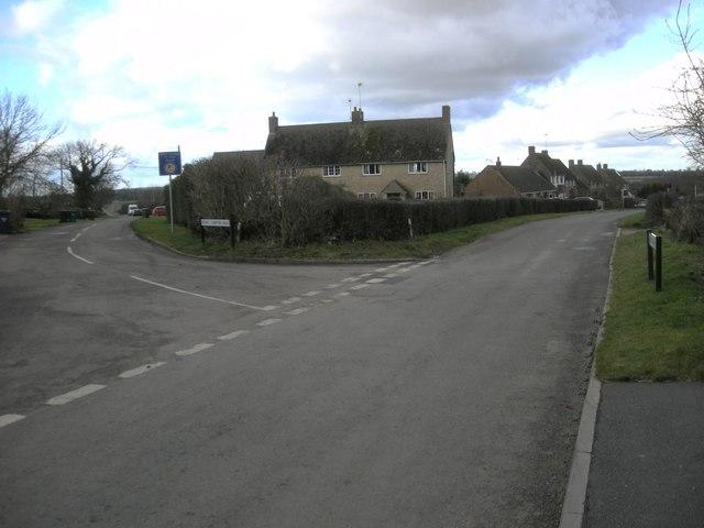 Claydon-Fenny Compton Road
