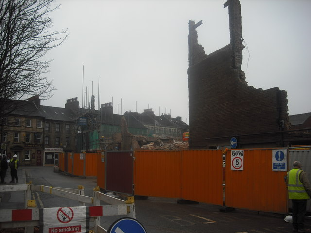 Cinema Demolition