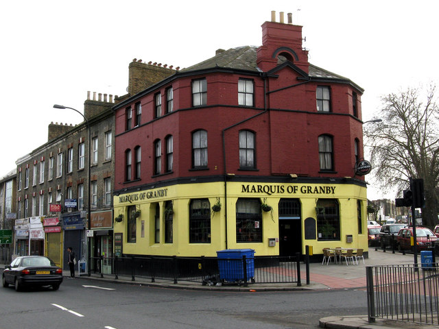 New Cross: The Marquis of Granby