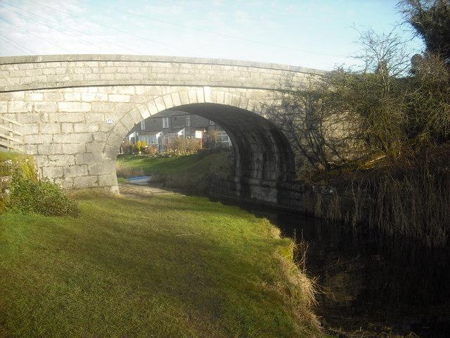 Bridge 148, Lancaster Canal