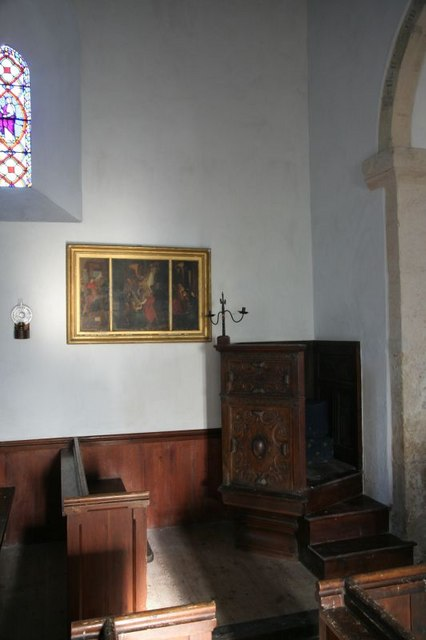Painting and Pulpit