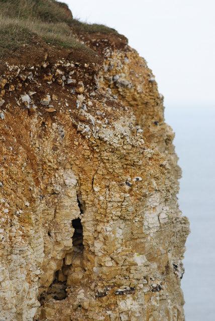 Cliff Edge at Beachy Head