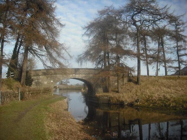 Bridge 150, Lancaster Canal