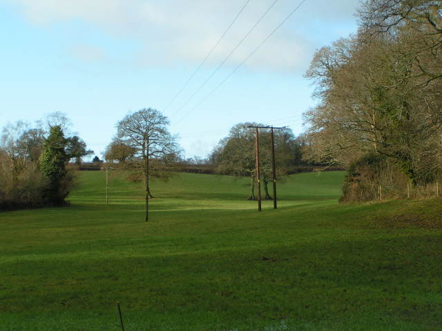 Field next to Toadpit Lane