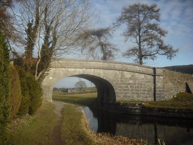 Bridge 151, Lancaster Canal