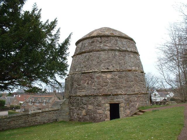 Dirleton Castle Doocot