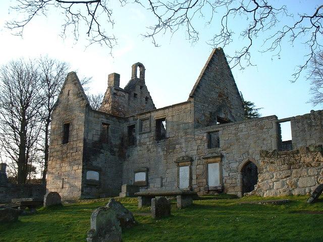 St. Bridget's Kirk, Dalgety