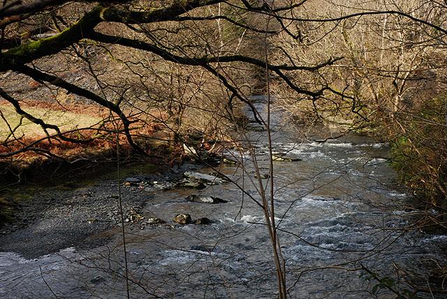 The Afon Dulas