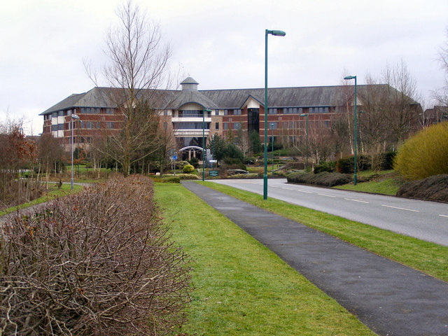 Sandbrook Way and Zen Headquarters