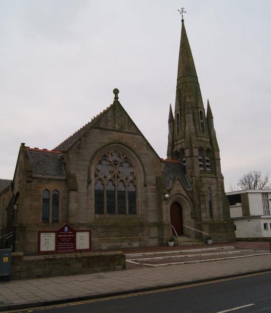 Prestwick South Church