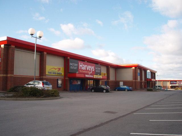 Harveys Factory Outlet