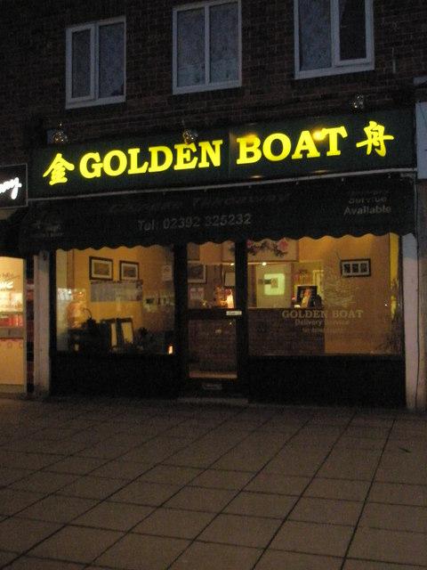 The Golden Boat in Portchester Precinct