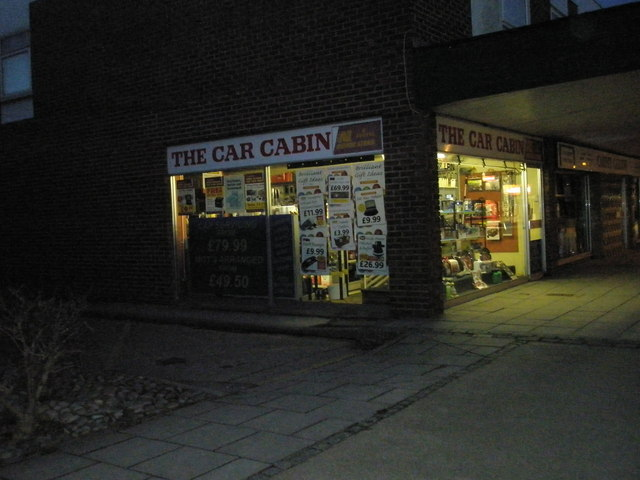The Car Cabin in Portchester Precinct