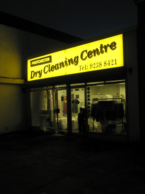 Dry cleaners in West Street