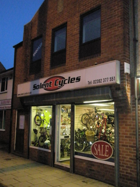 Solent Cycles in West Street