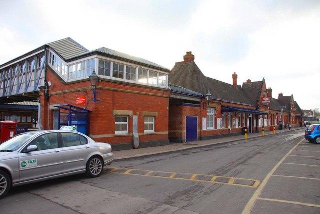 Newbury Station