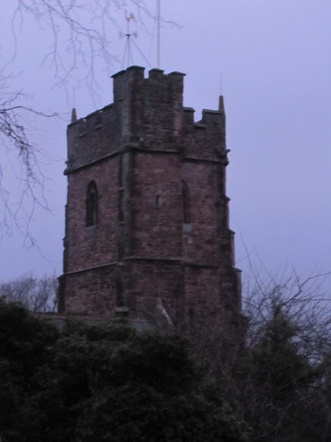 Church Tower, Bicknoller