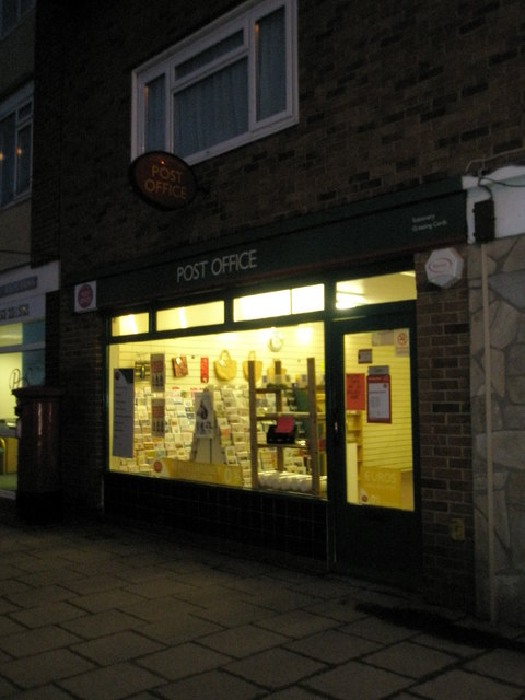 Portchester Post Office in West Street