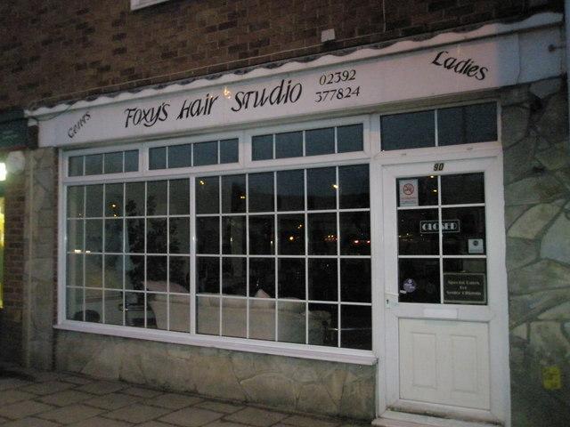 Foxy's Hair Studio in West Street