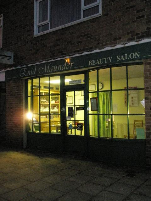Beauty salon in West Street