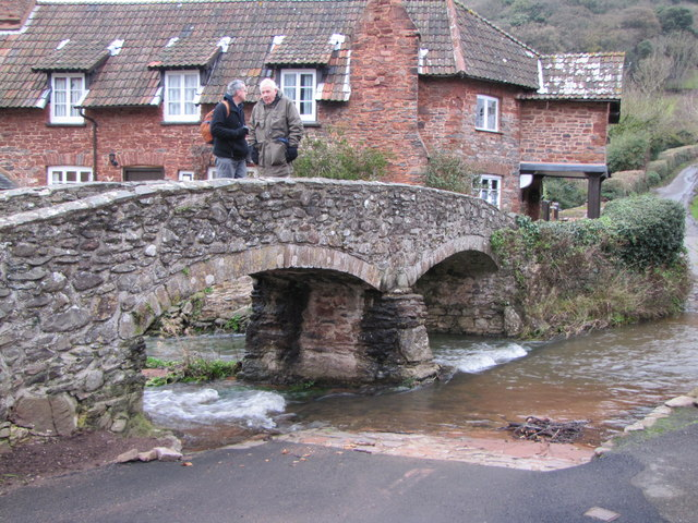 Packhorse Bridge, Allerford