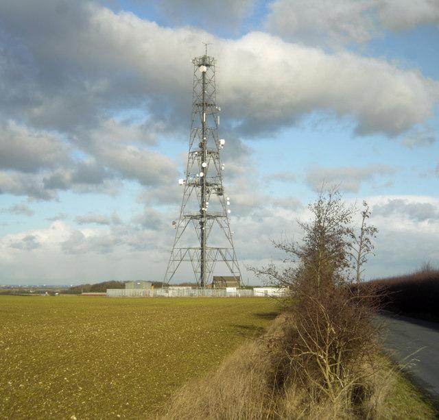 Elsham Hill Aerial Tower