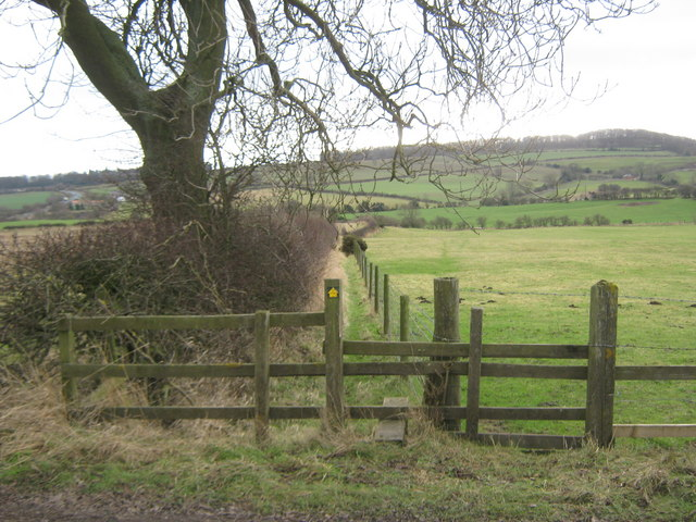 Footpath from Shildon to Redworth